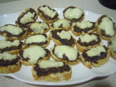 carrillada mayonesa