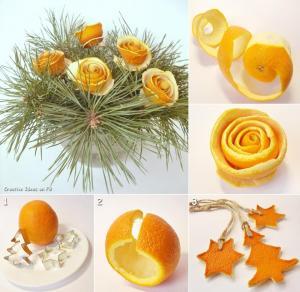 Mas con naranjas