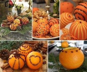 Naranjas decorativas Creative Ideas