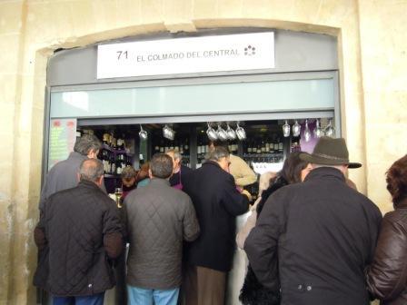 El Rincón Gastronómico del Mercado de Cádiz (1/6)