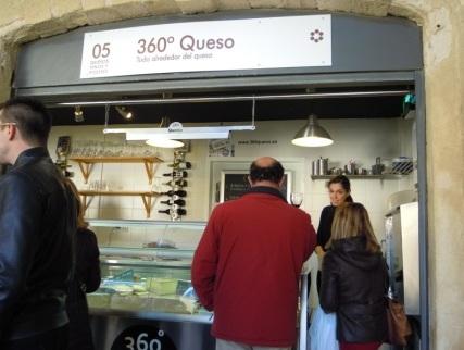 El Rincón Gastronómico del Mercado de Cádiz (2/6)