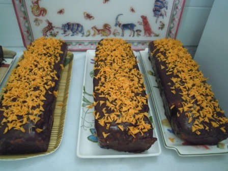 Chocolate con naranja