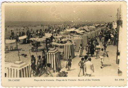 Cadiz Playa B-N A