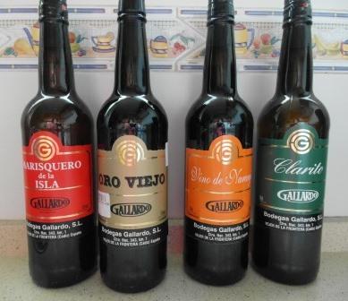 Vinos Bodegas Gallardo