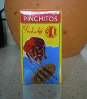 especia pinchito